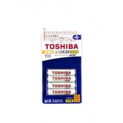 ถ่านชาร์จ Toshiba Size AAA